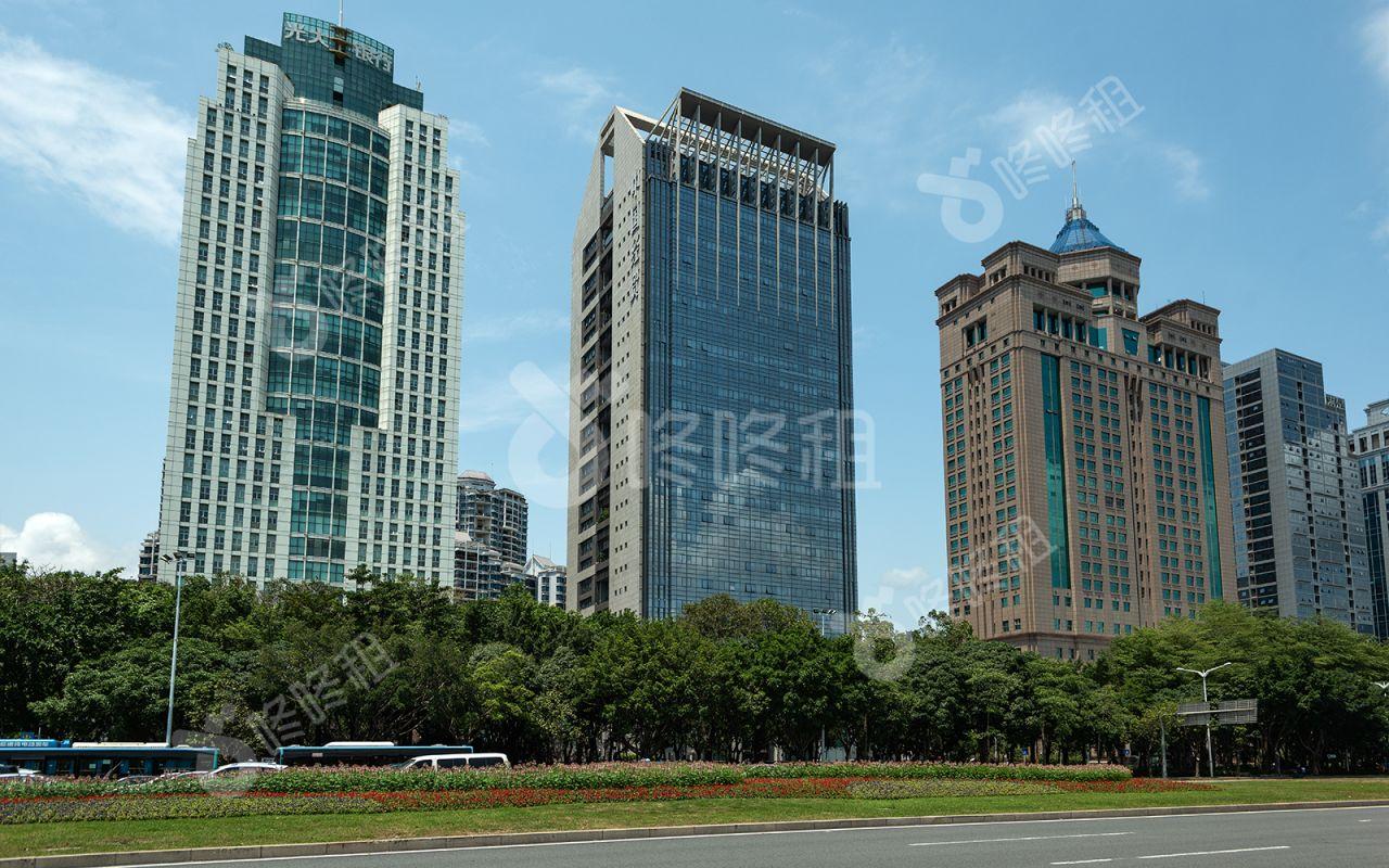 中国经贸大厦