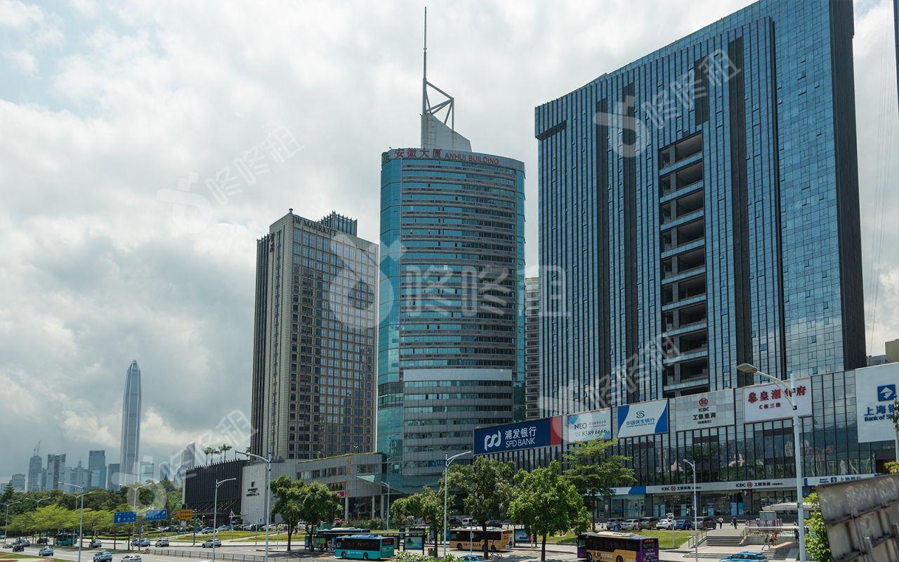 深圳安徽大厦,标准的国际化精英社区