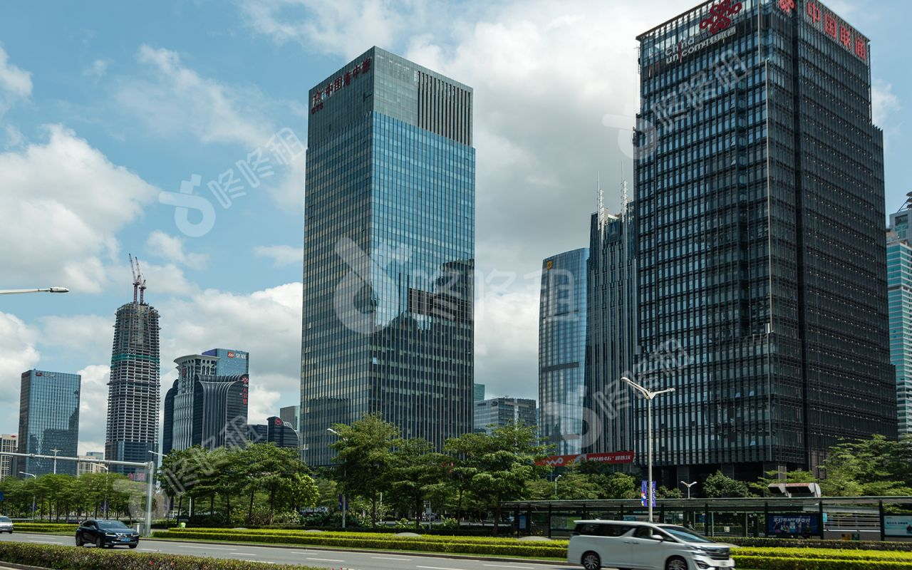 香港中旅大厦
