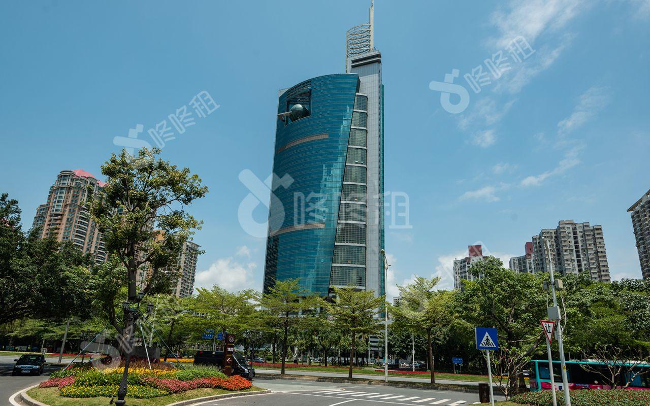 深圳特区报业大厦