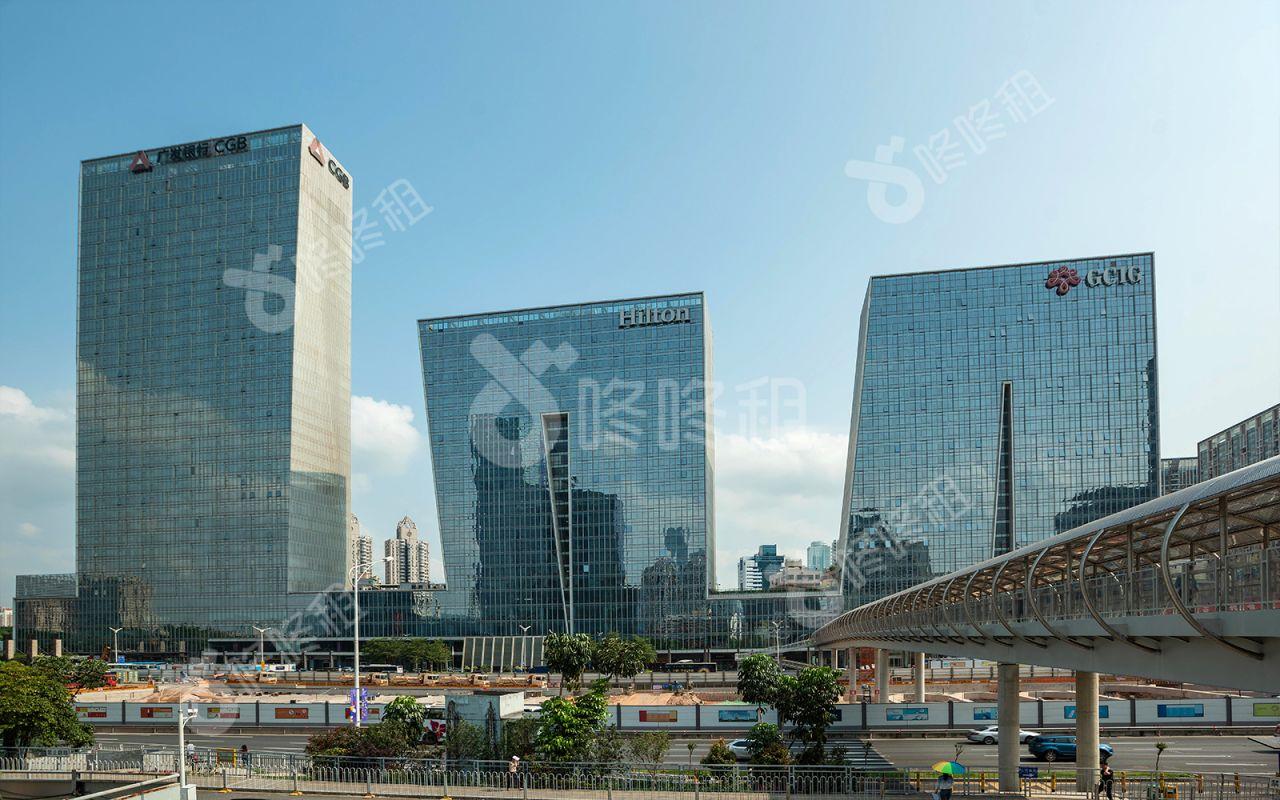 大中华国际金融中心