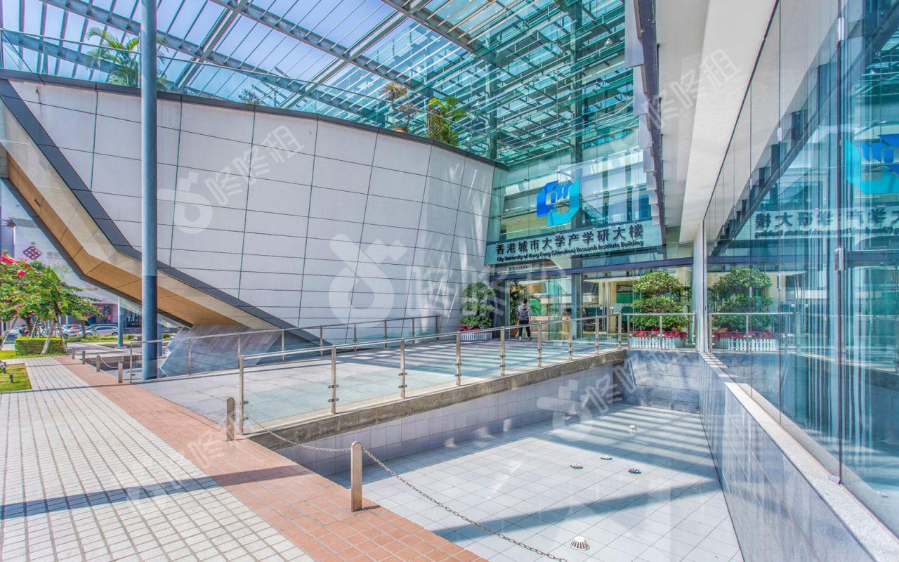香港城市大学产学研大楼