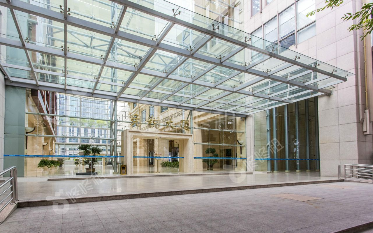 超高层智能化大厦-免税商务大厦-咚咚租