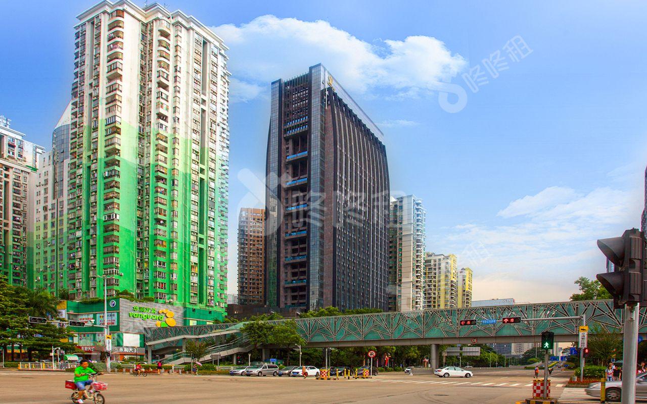 橄榄大厦(平安国际酒店)