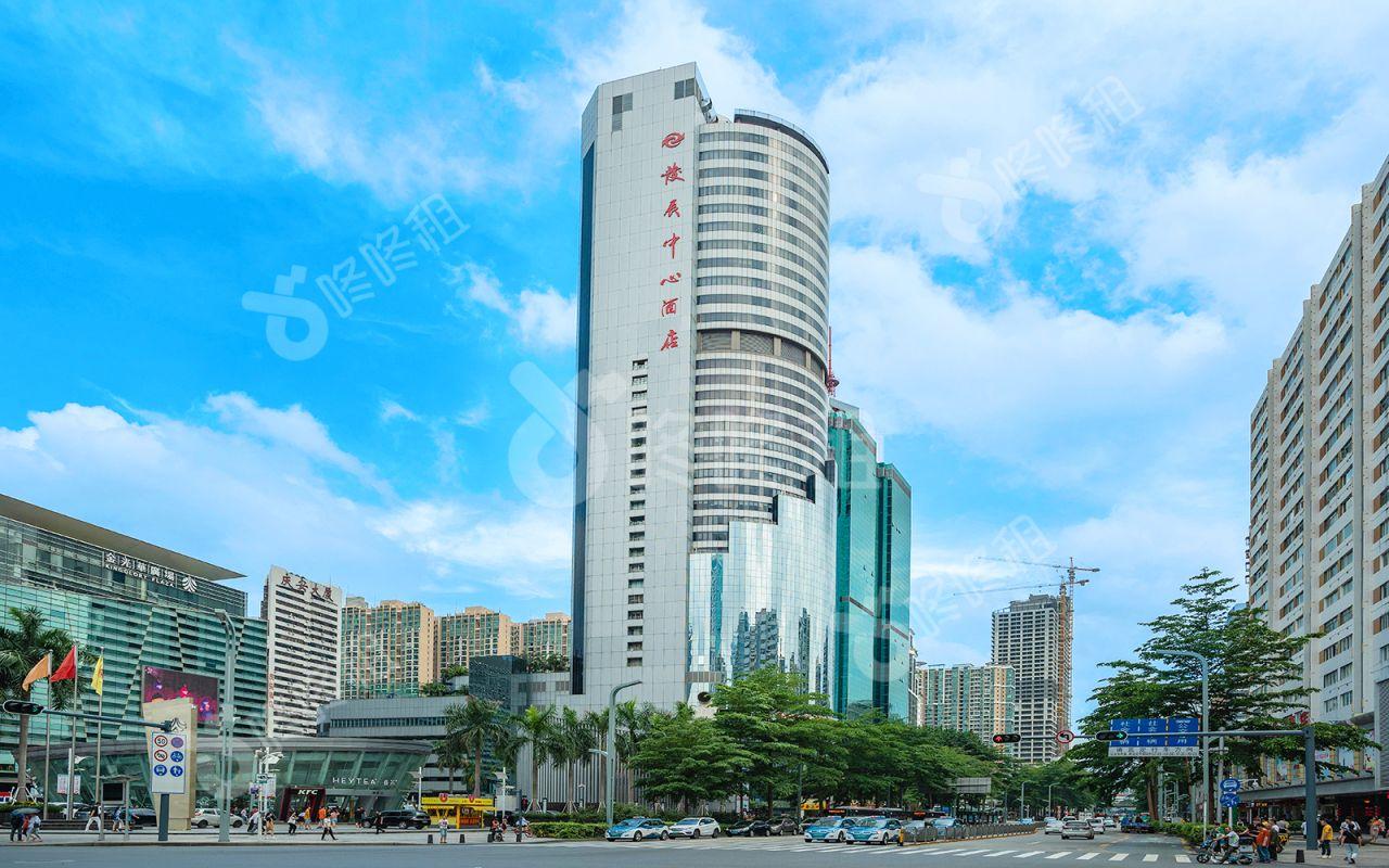 深圳发展中心大厦