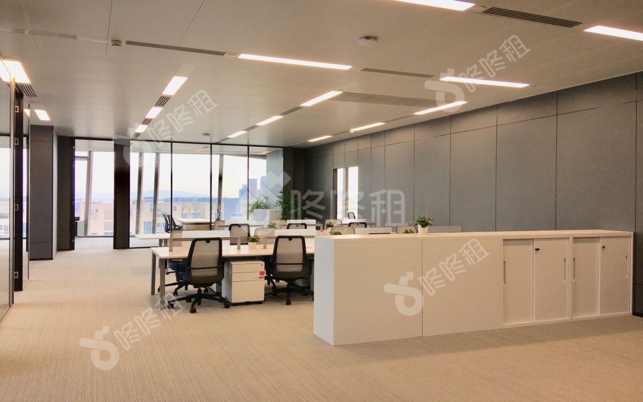 336m² · 精装 · 万源商务大厦
