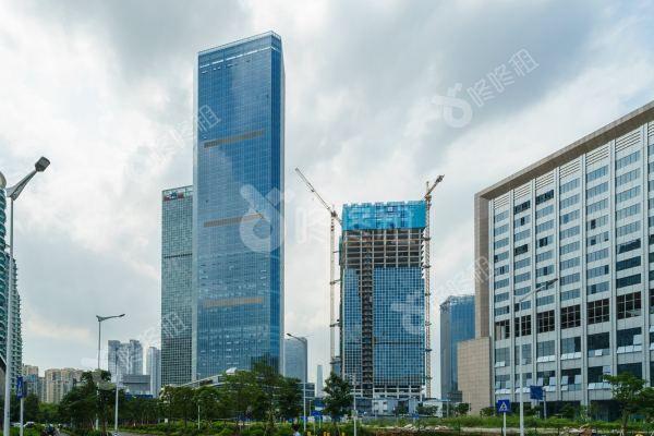 高新区联合总部大厦