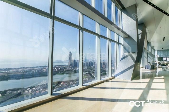 2600m² · 精装 · 华侨城大厦
