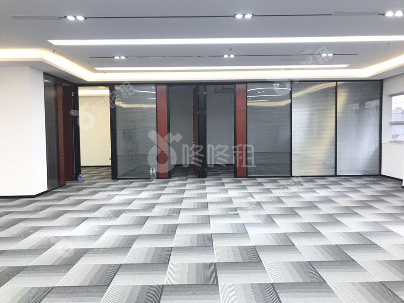 350m² · 精装 · 力缆科技大楼