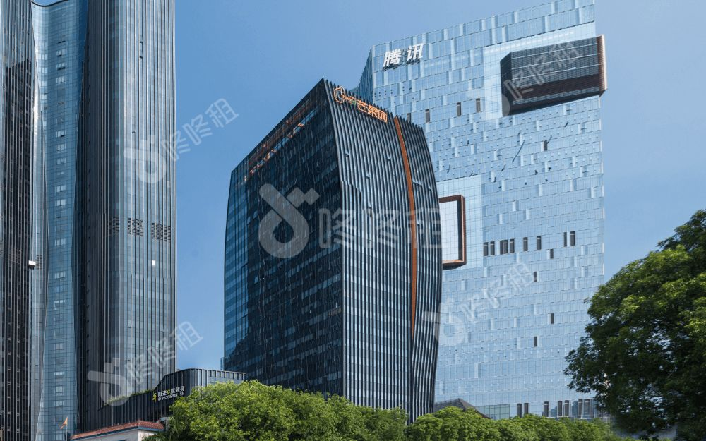 芒果网大厦