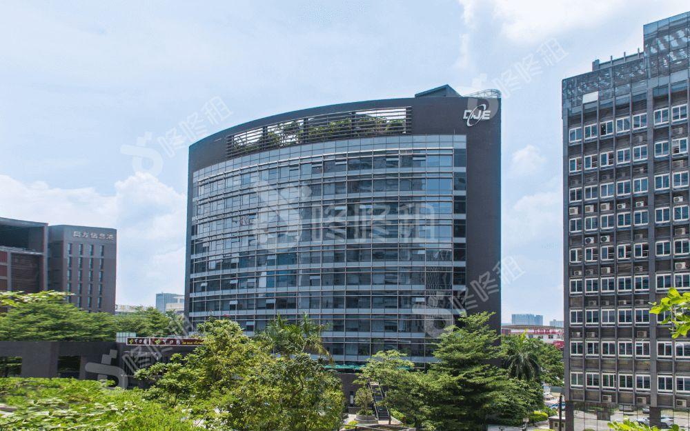 东江环保大楼