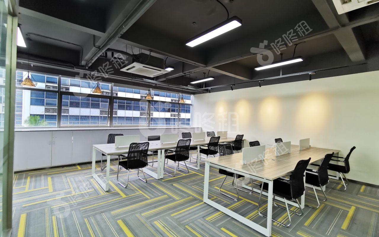 深圳软件园 213㎡ 中层