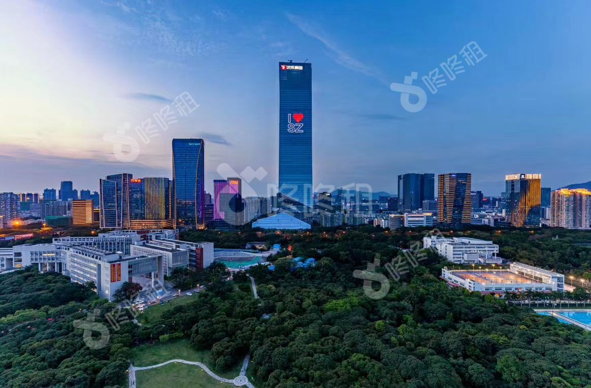 2200m² · 豪装 · 汉京中心