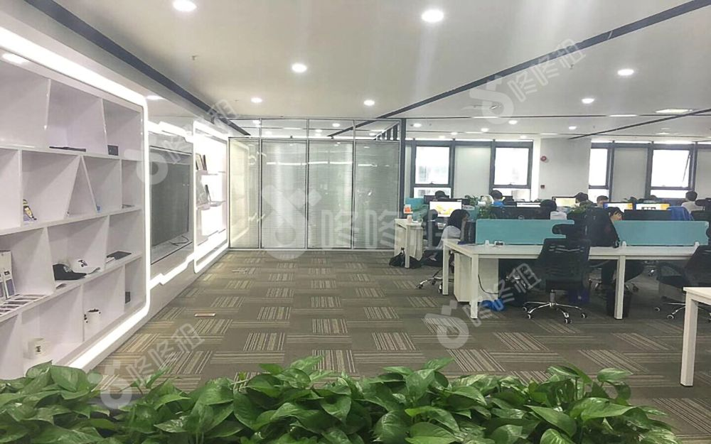 837m² · 精装 · 深圳湾科技生态园